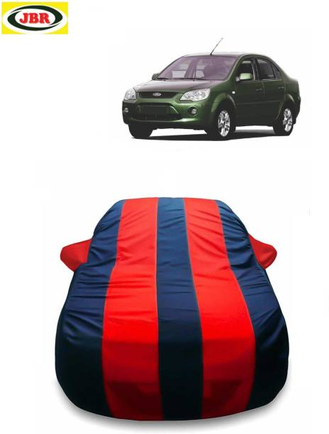 JBR Car Cover For Ford Fiesta (With Mirror Pockets)