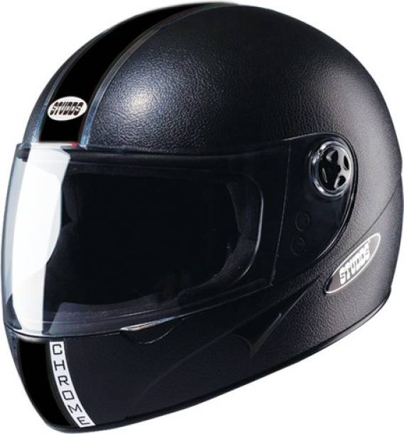 STUDDS CHROME ECO FULL FACE - L Motorsports Helmet