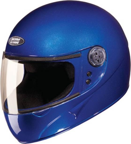 STUDDS Chrome Super Motorbike Helmet