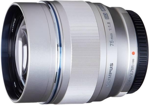 OLYMPUS M.ZUIKO DIGITAL ED 75mm f1.8 (Silver)  for Micro 4/3 Cameras  Lens