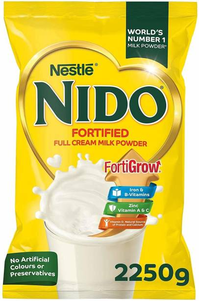 Nestle Nido Fortified  Pouch Milk Substitutes Powder