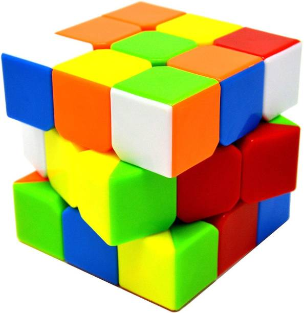 TamBoora High Speed 3x3x3 Magic Cube - Anti Stress for Anti-Anxiety Adults Kids Learning & Educational Toy Puzzle