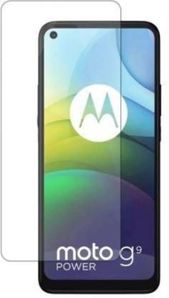 BIZBEEtech Tempered Glass Guard for Motorola G9 Power