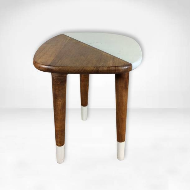 Miglani Solid Wood Side Table