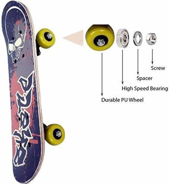 ARMOUR Skateboard 26 inch x 6 inch Skateboard