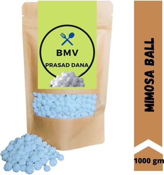 BMV Sugar Balls ( Prasad Dana ) - 1 Kg Sugar