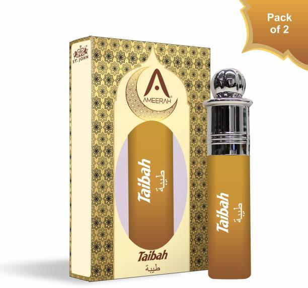 ST-JOHN | Attar Taibah | 8ml | Pack Of 2 | Floral Attar