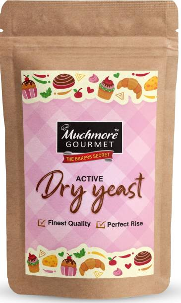 Muchmore |Yeast Nutritional|150gm|Dry Yeast|Yeast Powder|Baking|Active Yeast|Bread Yeast Yeast Powder