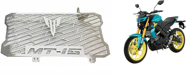 SELVIKE Radiator Grill For MT15 Limited Edition Bike Radiator Guard