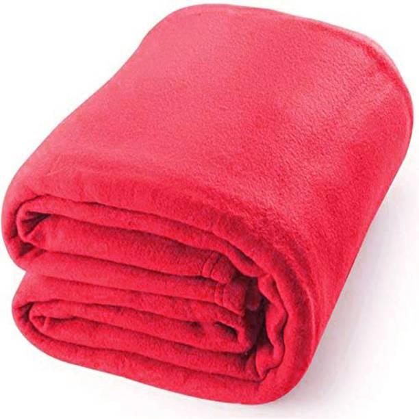 ELLONIA Solid Single AC Blanket