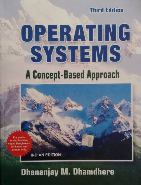 Operating Systems A Concept Based Approach - A Concept-Based Approach