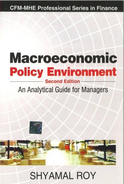 Macroeconomic Policy Environment