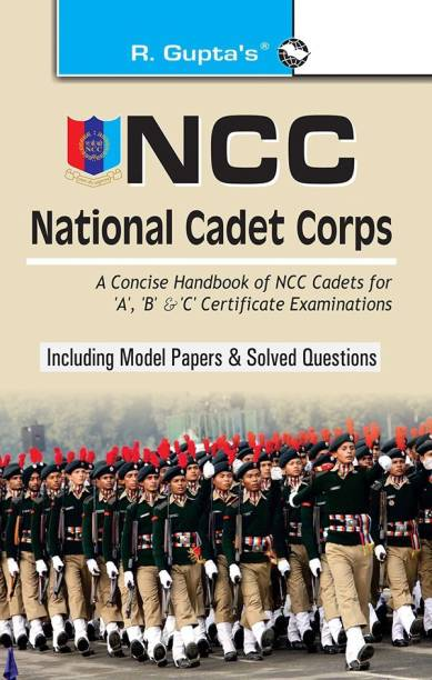 Ncc - Handbook of NCC Cadets for 'A', 'B' and 'C' Certificate Examinations