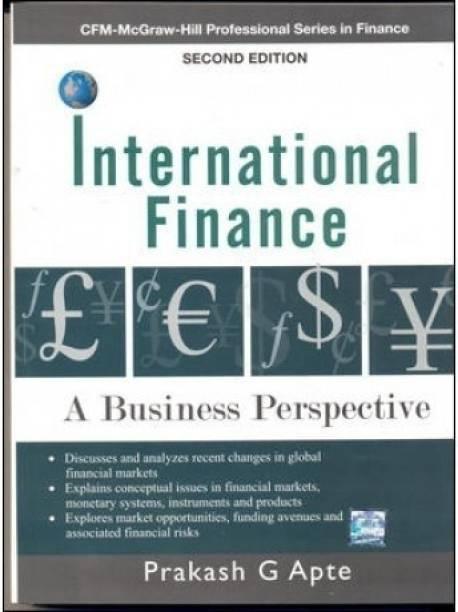 International Finance - A Business Perspective