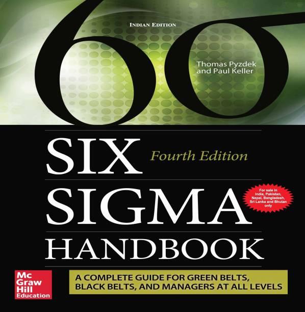 Six Sigma Handbook - An Agile Unified Methodology