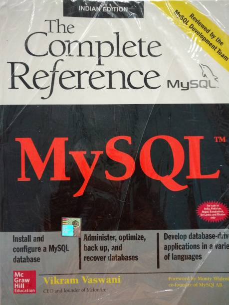 MySQL(TM): The Complete Reference - The Complete Reference