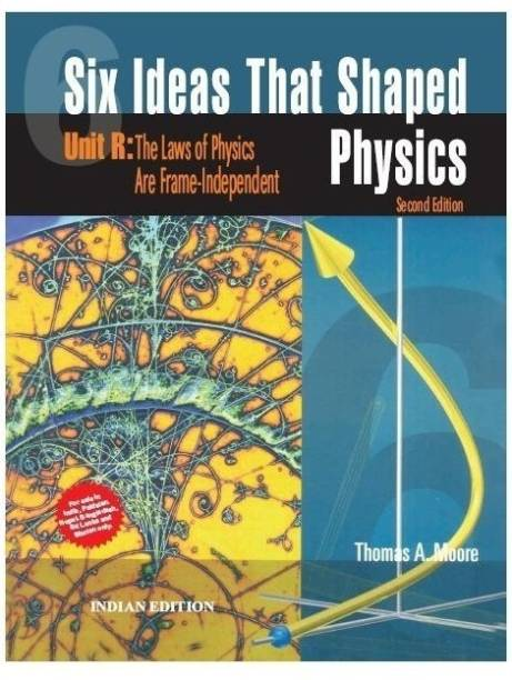 Six Ideas That Shaped Physics: Unit R: the Laws of Physics are Frame-independent - Unit R: The Laws of Physics are Frame - Independent