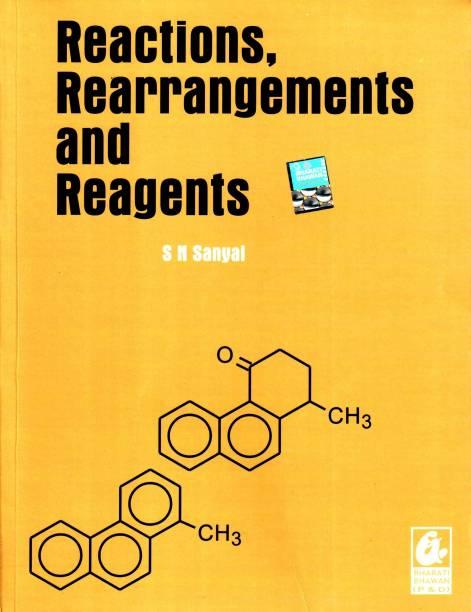 Reactions,Rearrangements & Reagents,Sanyal