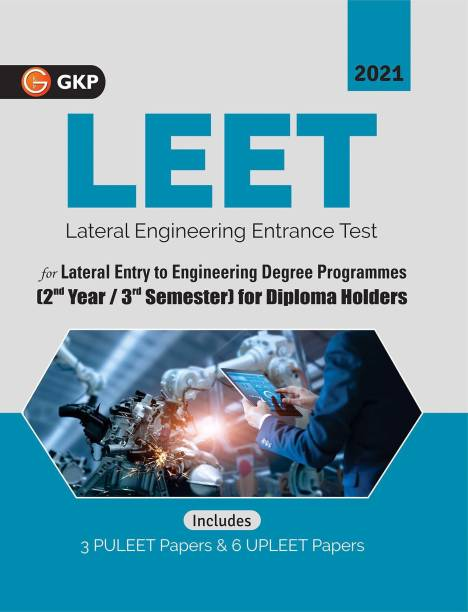 LEET (Lateral Engineering Entrance Test) 2021 - Guide