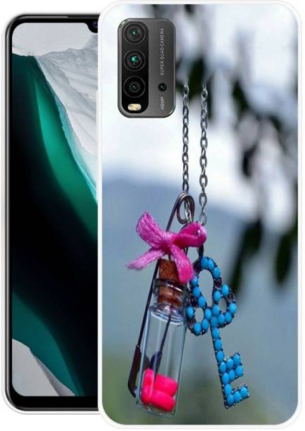 Shivay Mobicase Back Cover for Redmi Note 9 Power