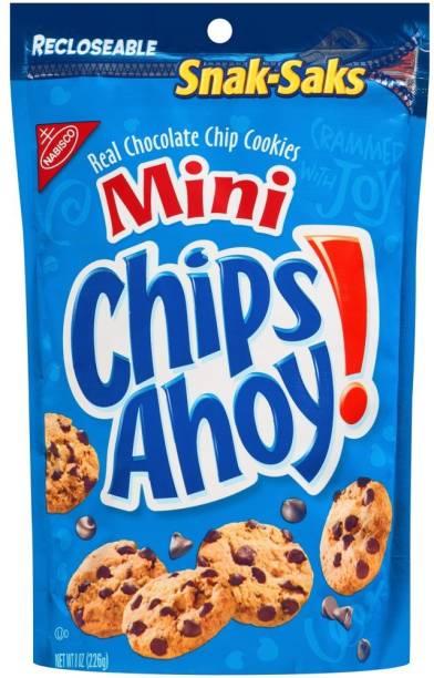 Chips Ahoy Nabisco Snak sak , 226g