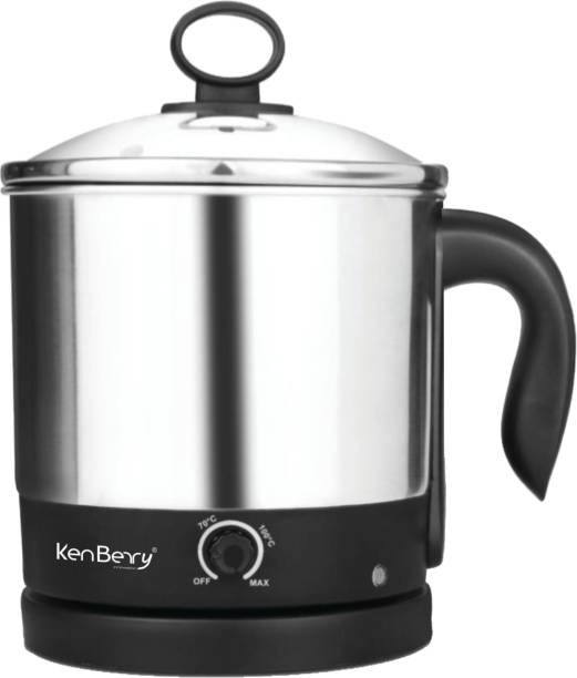 KenBerry HANDY COOK Multi Cooker Electric Kettle