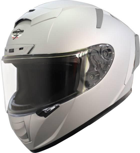 Steelbird SA-2 7Wings Super Aeronautics Full Face Helmet Motorbike Helmet