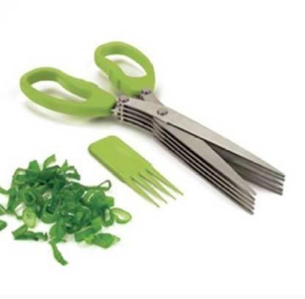 START UP Blade Paper Shredder Scissors (Set of 1, Multicolor) Scissors Horse Clipper Blade