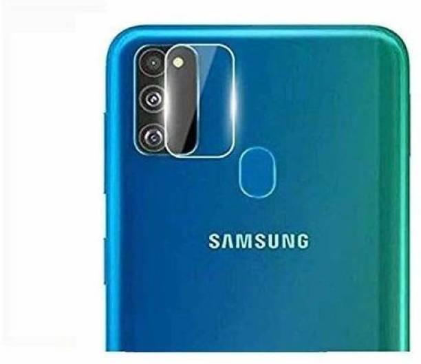 REDDWARF Back Camera Lens Glass Protector for Samsung Galaxy M21