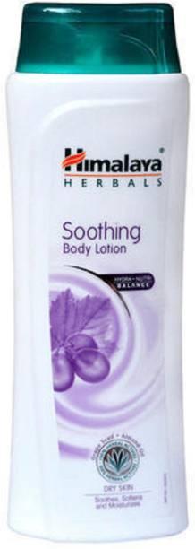 HIMALAYA Soothing body lotion 400mlx1