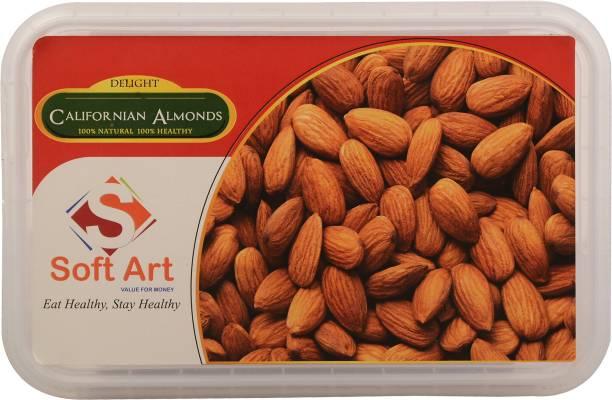 Soft Art Delight Californian Almonds,Badam (250 g) Almonds