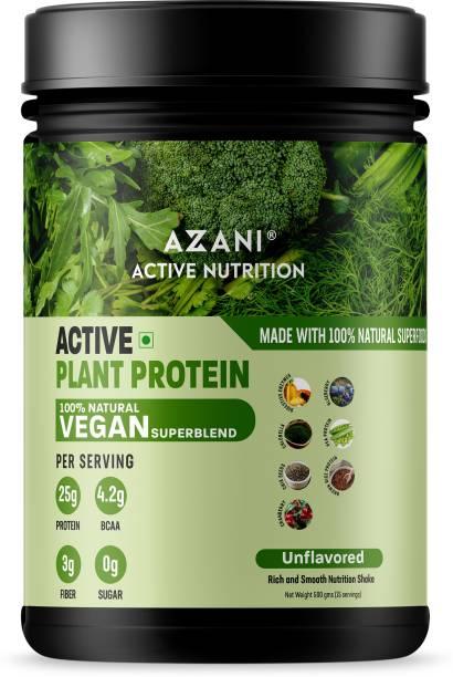 Azani Active Nutrition Vegan Plant Protein Plant-Based Protein