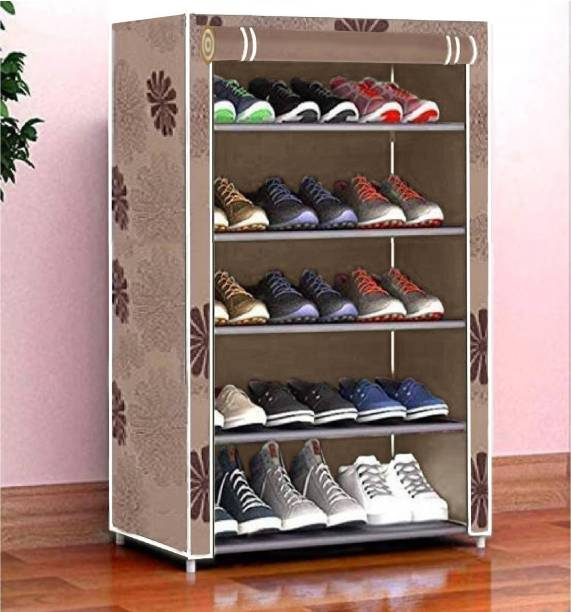 Cmerchants Metal Collapsible Shoe Stand