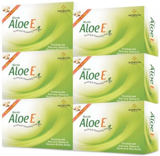 MORVIN Aloe E Soothing & Moisturizing Soap