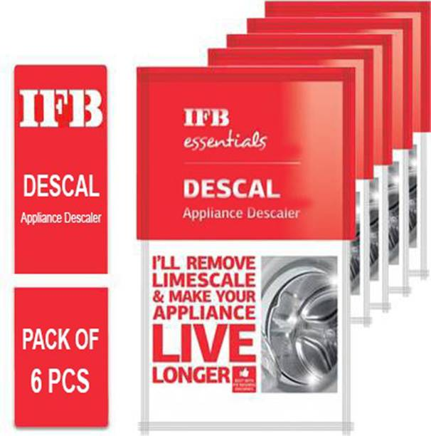 IFB Descaler Descaler Powder for All Washing Machines (Washing Machines and Dishwashers) Stain Remover 600gms Stain Remover