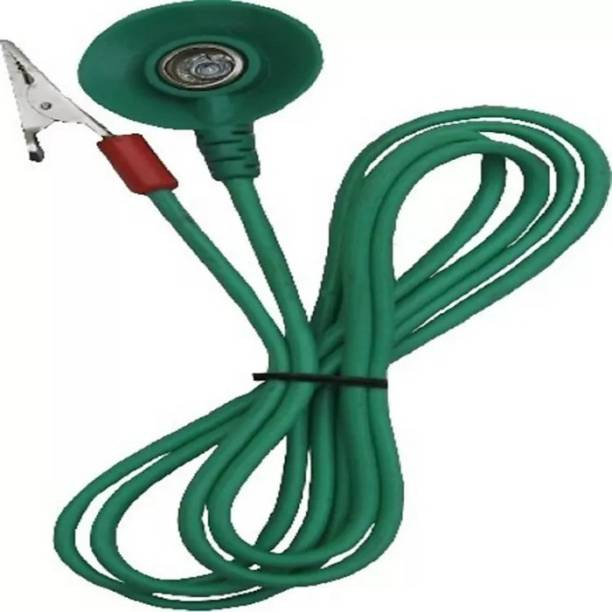 The Runway ESD Safe Grounding Cord B to C Cord Anti-Static Wrist Strap