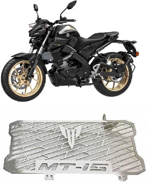 SELVIKE Radiator Grill F Black-Gold Wheel Bike Radiator Guard