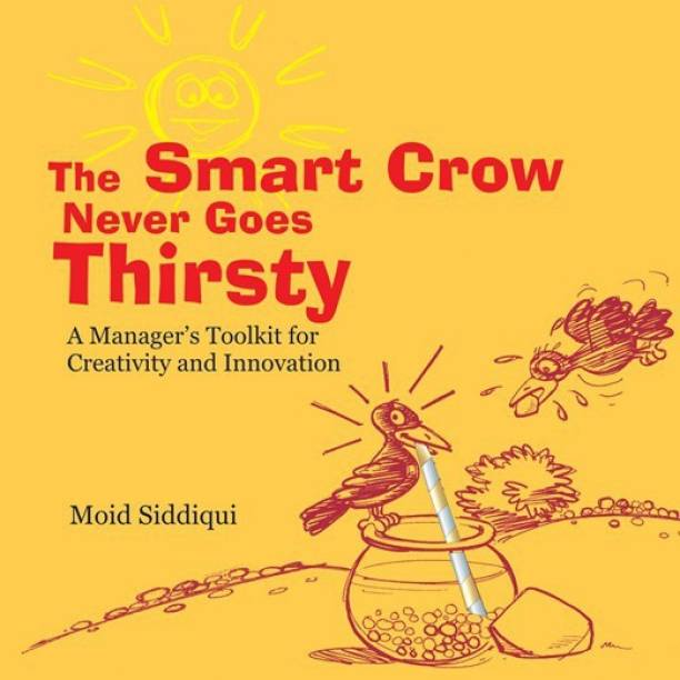 Smart Crow Never Goes Thirsty