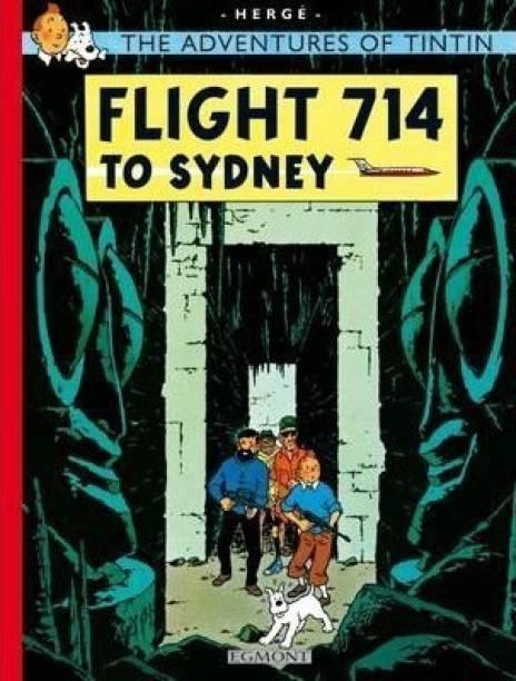 Flight 714 to Sydney