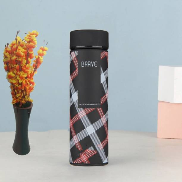 STYLE HOMEZ Double Wall Vacuum Insulated Stainless Steel Flask BPA Free 480 ml Flask
