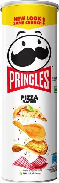Pringles Pizza Flavour Potato Chips