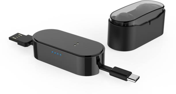 acer GP.HDS11.00K Stereo Earbuds with Type-C Port Bluetooth Headset