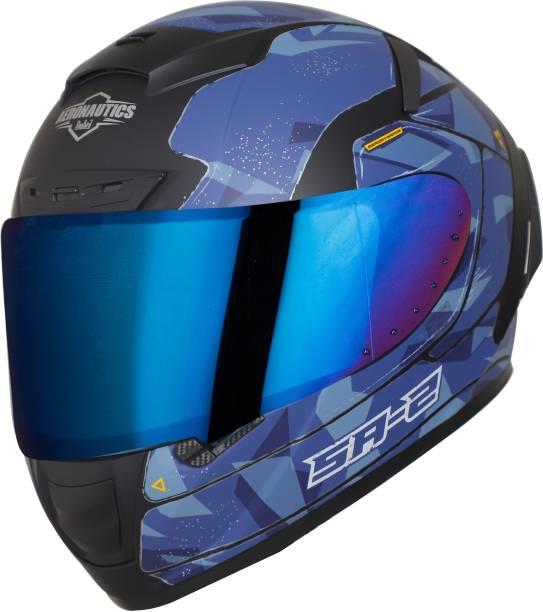 Steelbird SA-2 Escape Motorbike Helmet