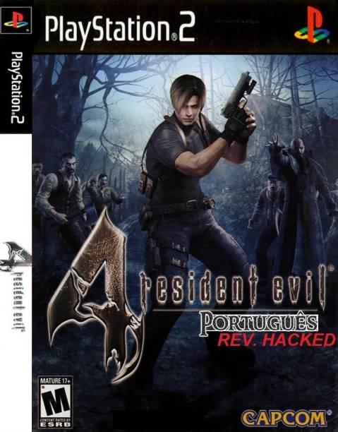 RESIDENT EVIL 4 FULL GAME PS2 (STANDARD)