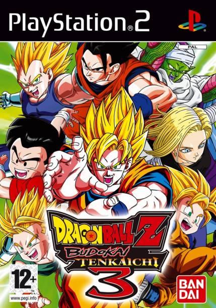 Dragon Ball Z: Budokai Tenkaichi 3 FULL GAME PS2 (STANDARD)