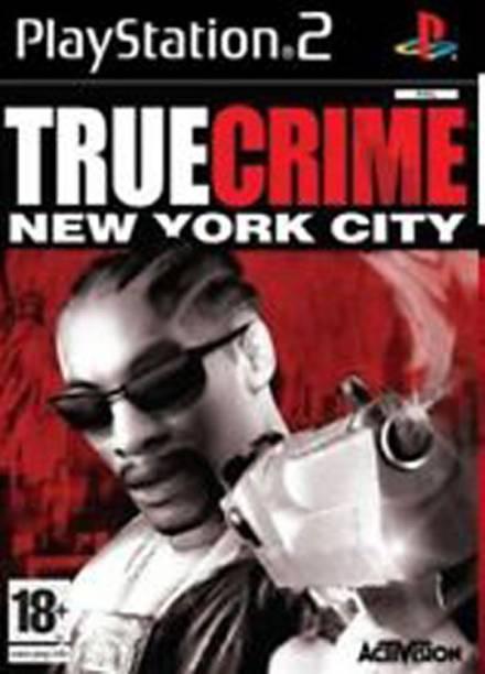 TRUE CRIME NEW YORK CITY FULL GAME PS2 (STANDARD)