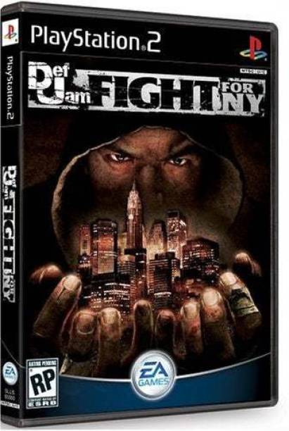 DEF JUM FIGHT FOR NY FULL GAME PS2 (STANDARD)