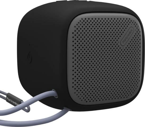 Portronics POR-939 Portable Bluetooth Speaker with FM (Black) 5 W Bluetooth Speaker