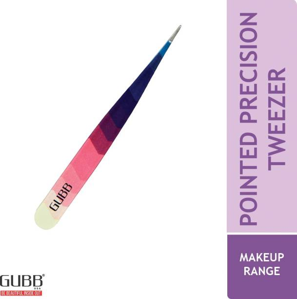 GUBB USA Hair Plucker Eyebrow Tweezer For Men And Women Pointed Tip
