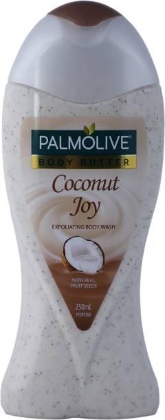 PALMOLIVE Coconut Joy Exfoliating Body Wash